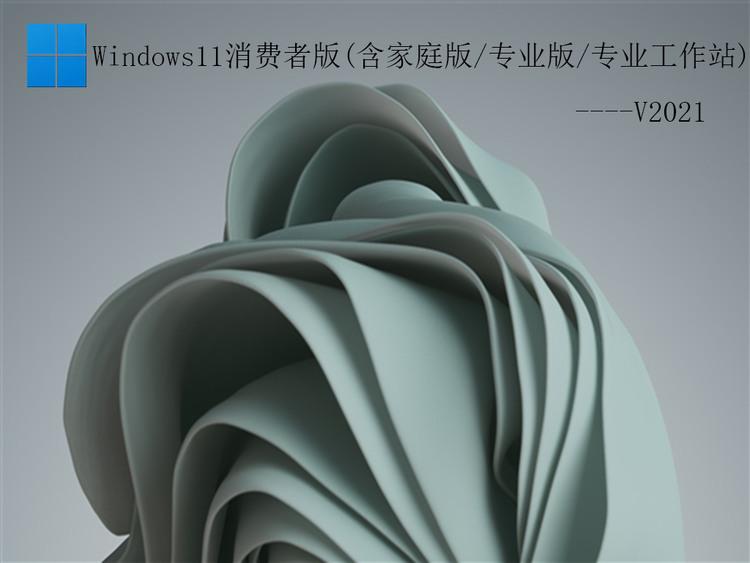 Win11消费者版下载V2021含家庭版/专业版/专业工作站