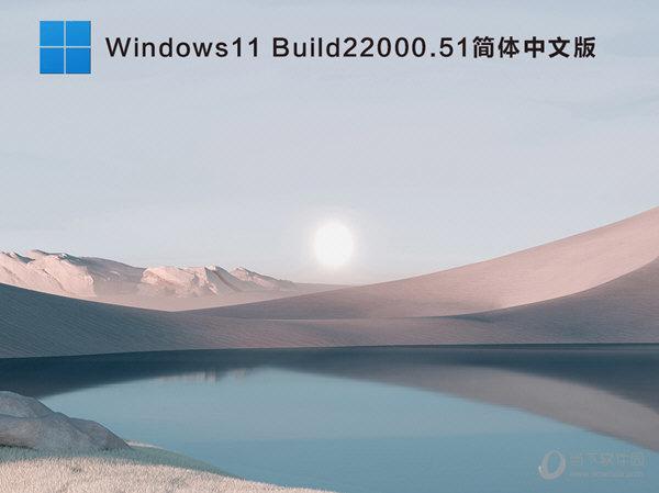 Win11预览版微软原版Win11官方预览版V22000.51
