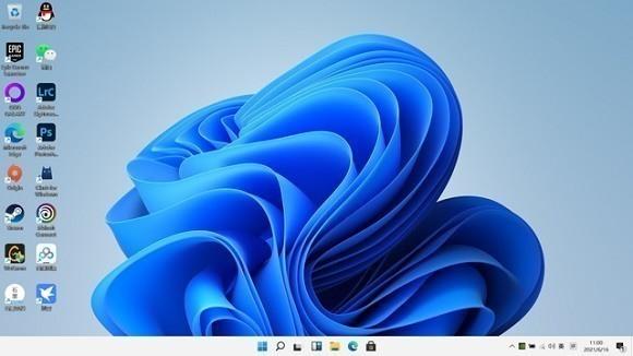 Win11中文版微软原版Win1164位中文版V22000.51