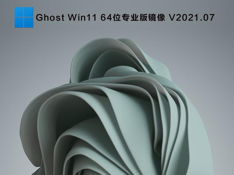 Ghost Win1164位专业版镜像V2021
