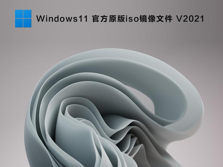 Windows11官方原版iso镜像文件V2021