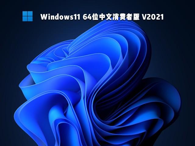 Windows11 64位中文消费者版 V2021