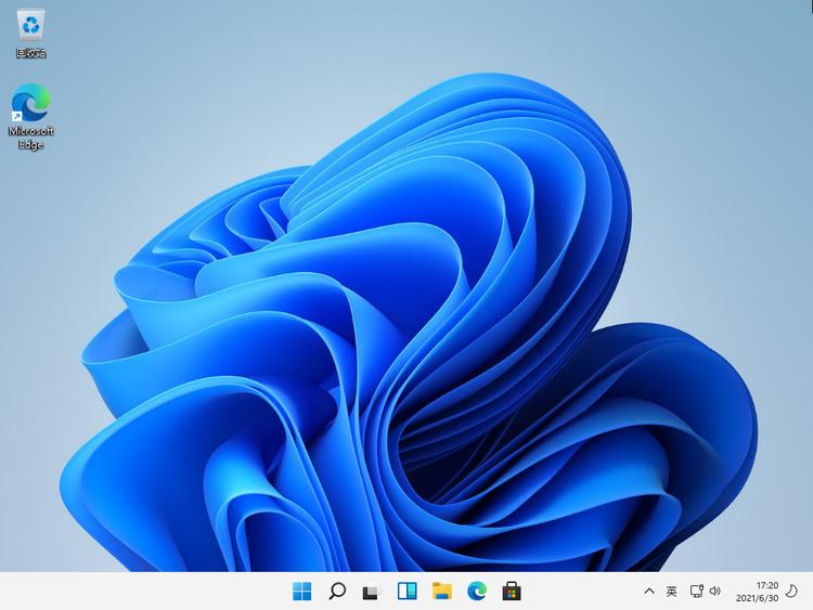 微软Ghost Windows11中文正式版镜像下载 v2021