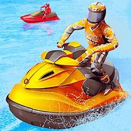 水上摩托车游戏 最新破解