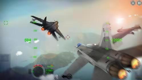 模拟空战游戏下载