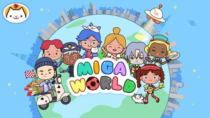米加小镇世界app下载