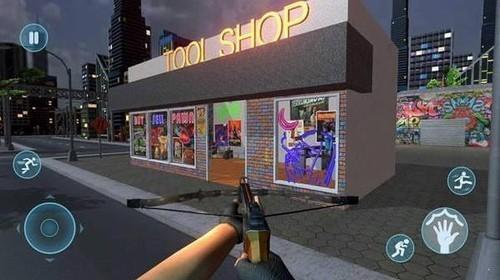 劫匪模拟器游戏下载