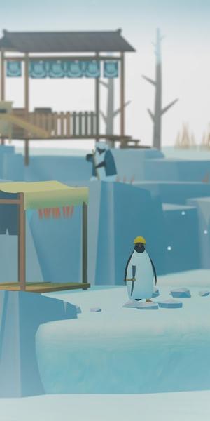 企鹅岛攻略