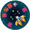 像素飞船射击游戏