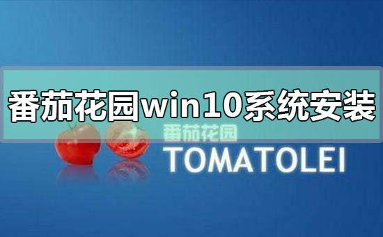 番茄花园win10镜像文件下载