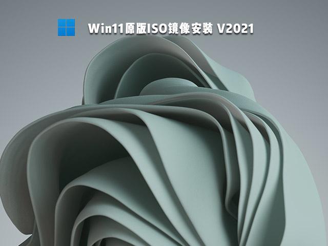 微软windows11正式版原版ISO镜像安装V2021