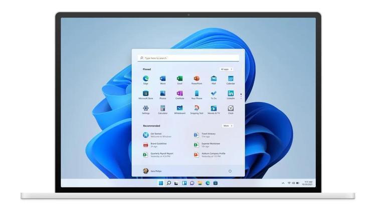 Windows 11 首个公开预览版 Build 22000.51