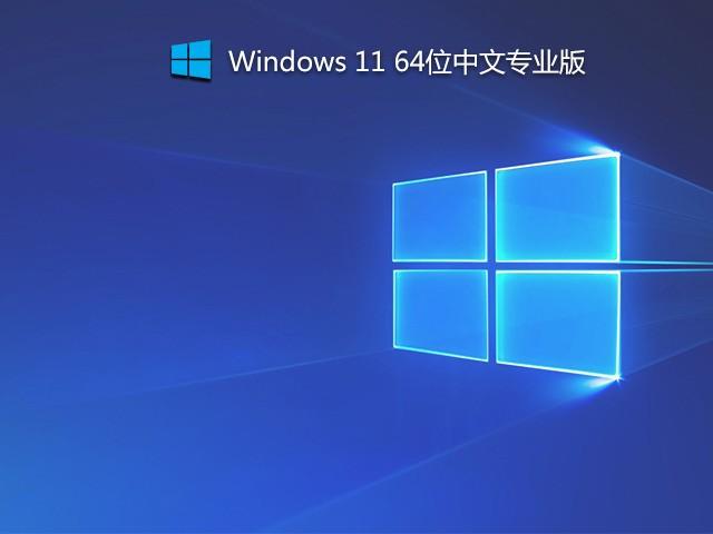Win11预览版下载_Win11 64位中文专业版下载